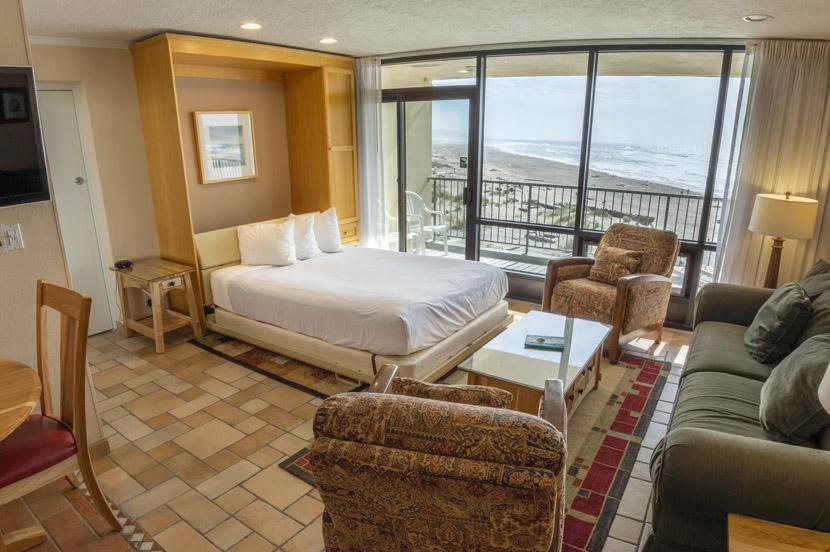 Inn At Spanish Head Resort Hotel Lincoln City Oregon